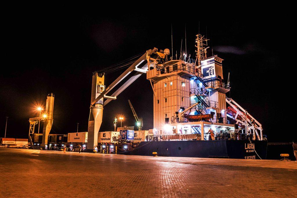 Transinsular opera o Cabo Verde Expresso