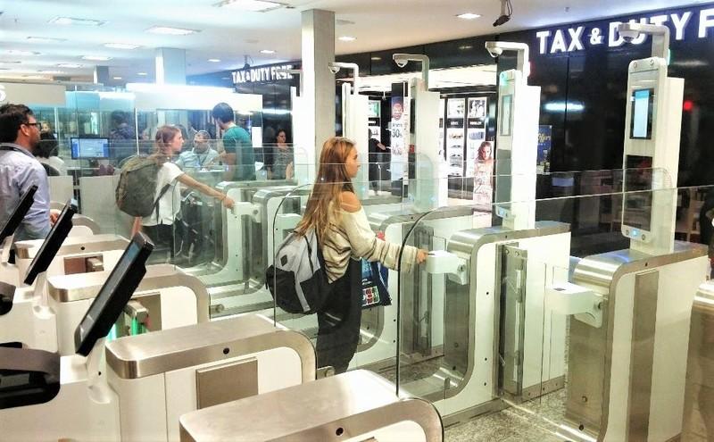 Portuguesa Vision-Box digitaliza embarques no aeroporto de Bangalore