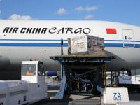 Air China vende maioria na Air China Cargo
