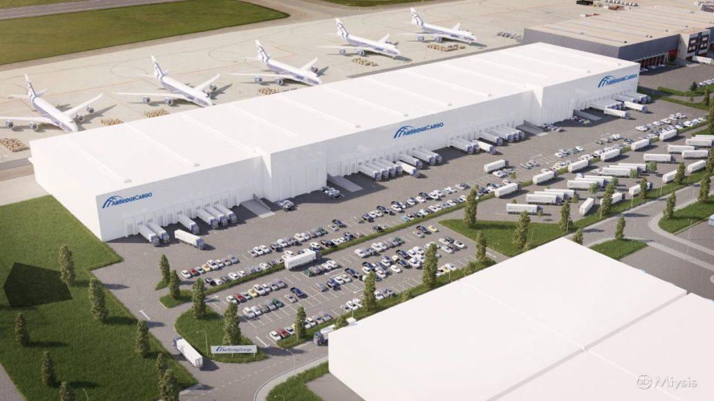 AirBridgeCargo mudou-se de Amesterdão para Liège