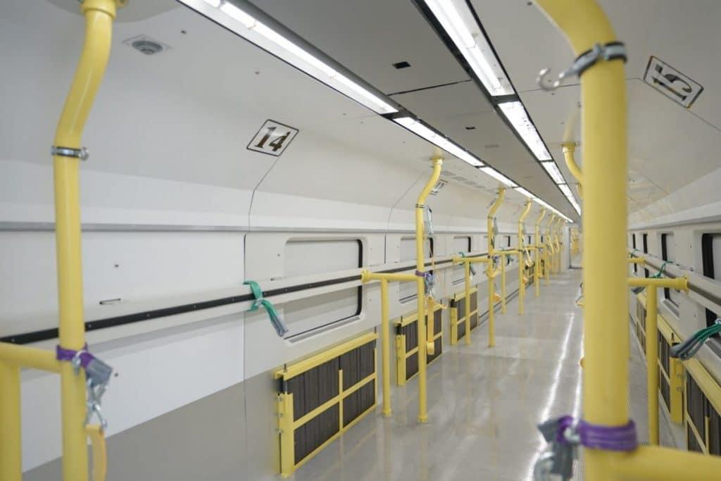 Mercitalia lança serviço de Alta Velocidade para mercadorias