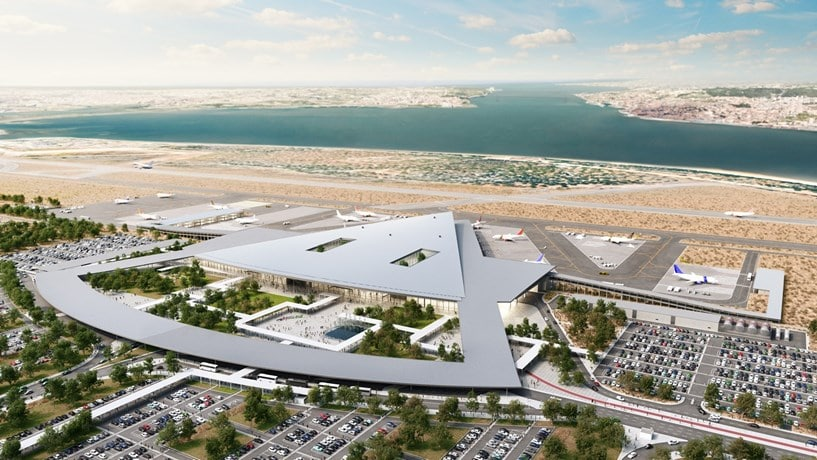 Aeroporto do Montijo começará a ser construído em 2019 para operar em 2022