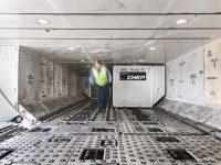 IATA: carga aérea manteve queda em Fevereiro