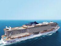 MSC Cruises encomenda quatro navios de luxo