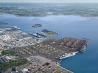 Porto de Gotemburgo constrói novo terminal