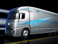 Suíça reforça aposta nos camiões a hidrogénio