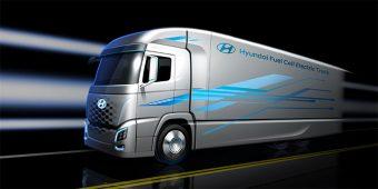 Hyundai lança camião fuel cell em 2019