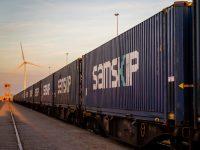 Samskip lança comboio entre Amesterdão e Milão