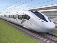 Alta Velocidade da Siemens e Alstom atrai cinco