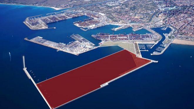 Concessionário do novo terminal de Valência terá de investir até 800 milhões