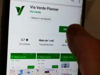App Via Verde planeia deslocações no Grande Porto
