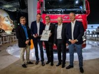 Volvo entrega milionésimo FH
