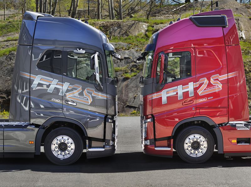 Volvo entregou 1 milhão de FH em 25 anos