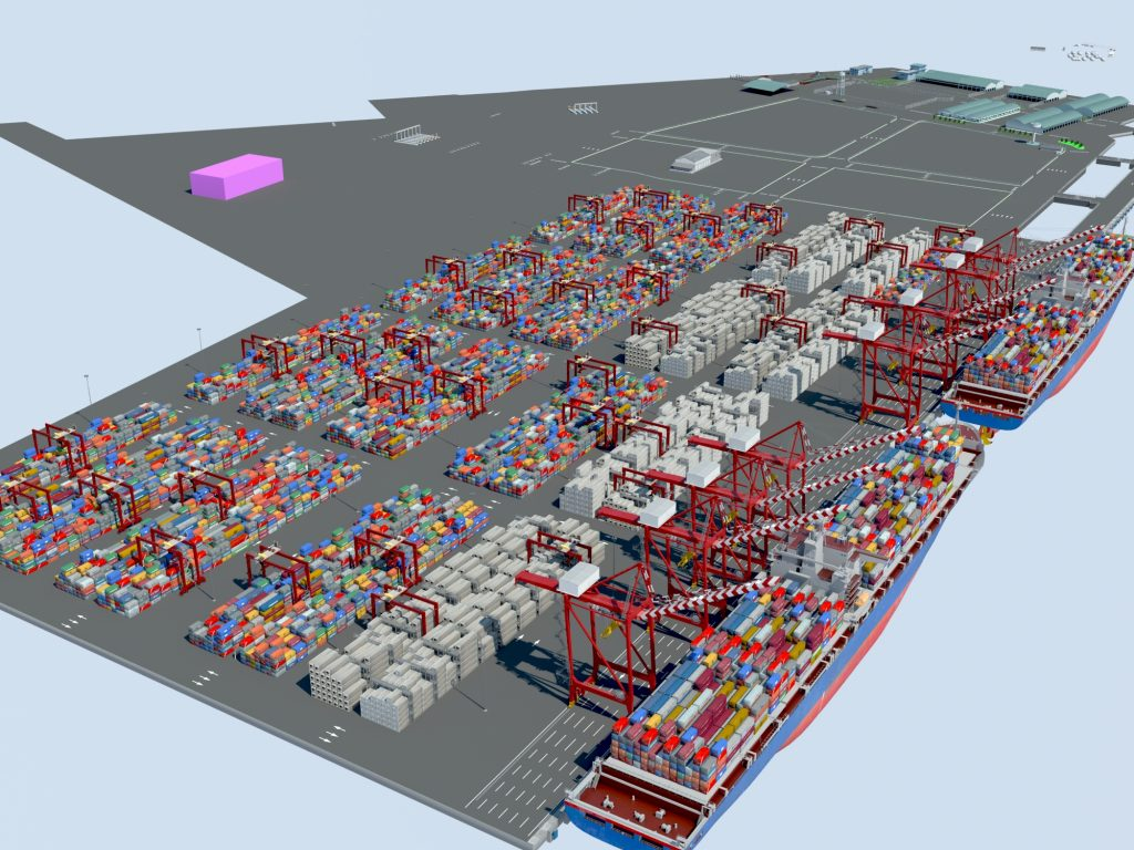 Yilport investe na expansão do terminal do Equador