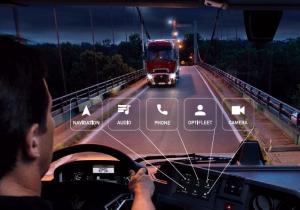 Renault Trucks melhora infotainment