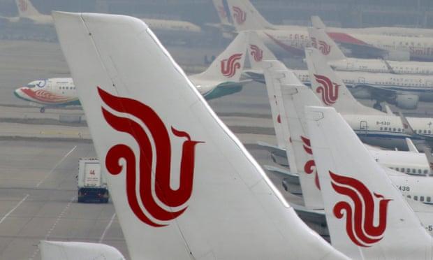 Air China poderá voar para Lisboa a partir de Fevereiro de 2019