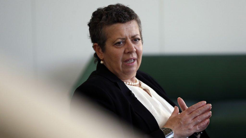 Ana Paula Vitorino defende menos estivadores precários