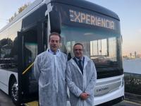 Aveirobus prestes a receber primeiros autocarros eléctricos