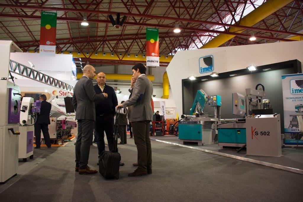 Metalurgia e metalomecânica aumenta exportações