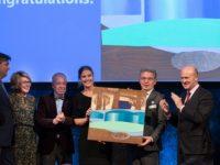 Porto de Roterdão vence ESPO Award