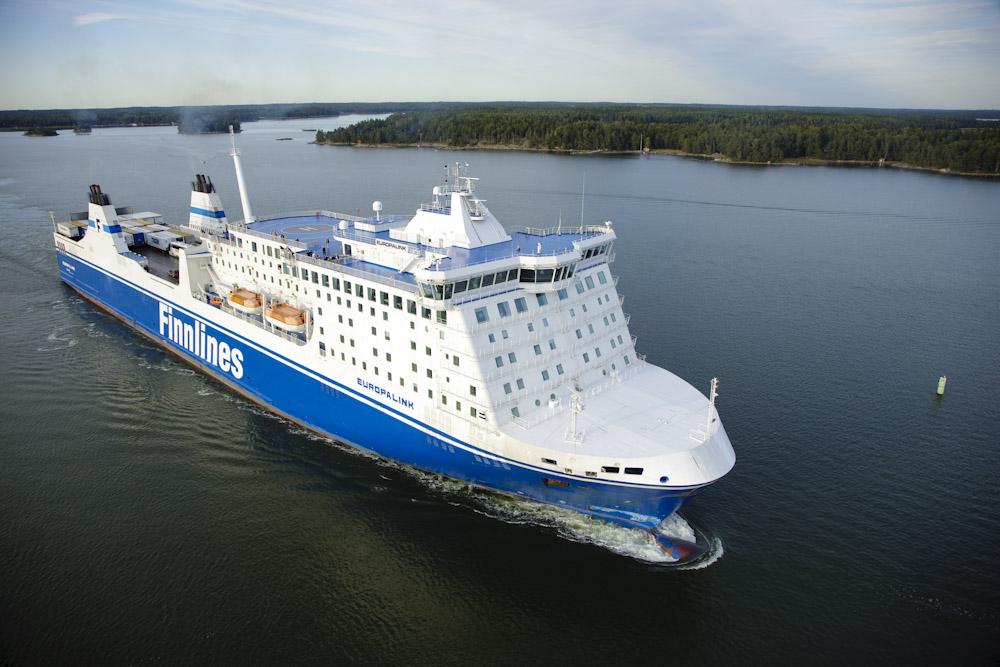 Finnlines aposta na melhoria da sua frota