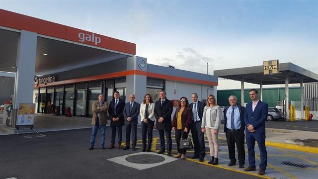 Galp instala posto de GNL no porto de Barcelona