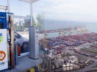Galp instala primeiro posto de GNL dos portos espanhóis