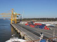 Yilport garante 100% do terminal de Huelva