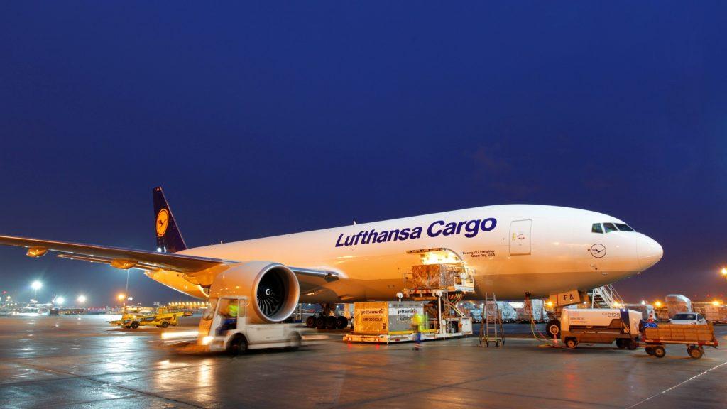Lufthansa Cargo tenta facturar com o e-commerce