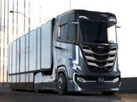 Nikola prepara camião a hidrogénio para a Europa
