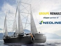 Renault quer testar navios ro-ro à vela
