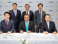 Renault lançará três furgões eléctricos na China