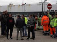 """Carregamento de navio da Autoeuropa não """"violou greve"""""""