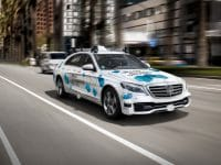 Bosch e Daimler vão testar táxi autónomo