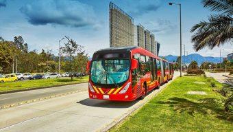 Volvo fornece 700 autocarros ao BRT de Bogotá