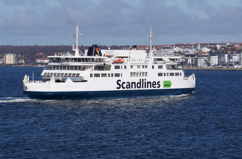 HH Ferries  tem os dois maiores ferries a baterias do mundo