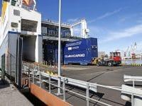 CldN lança ro-ro entre Cork e Zeebrugge
