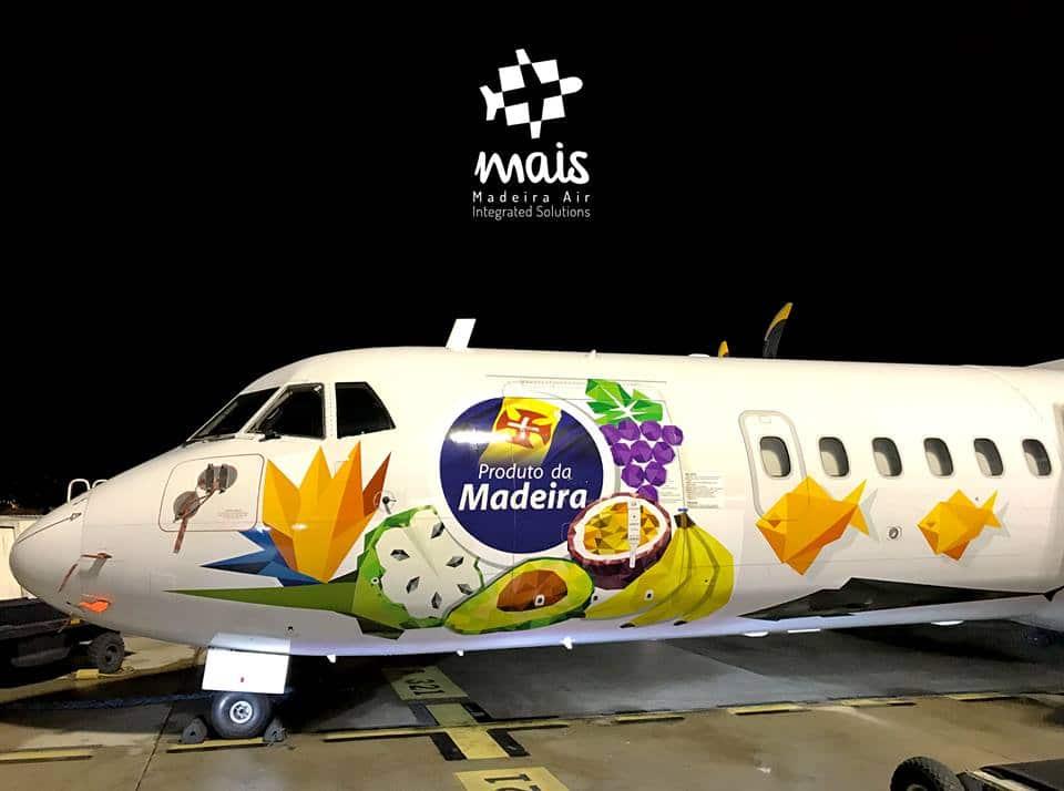Cargueiro da MAIS começa a voar para os Açores