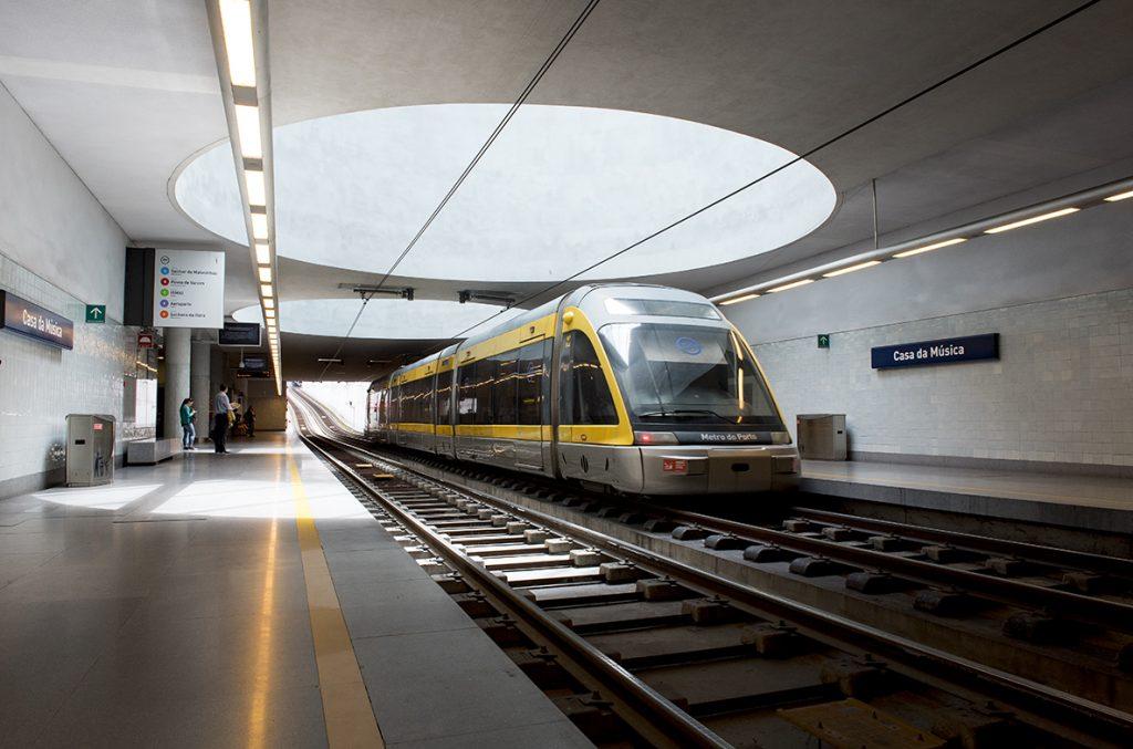 Metro do Porto terá 18 novas composições