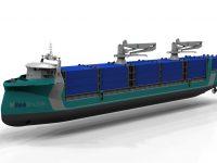 Samskip lidera projecto de navios eléctricos
