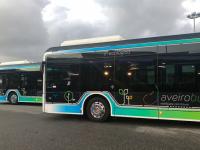 Transdev estreia autocarros eléctricos em Aveiro