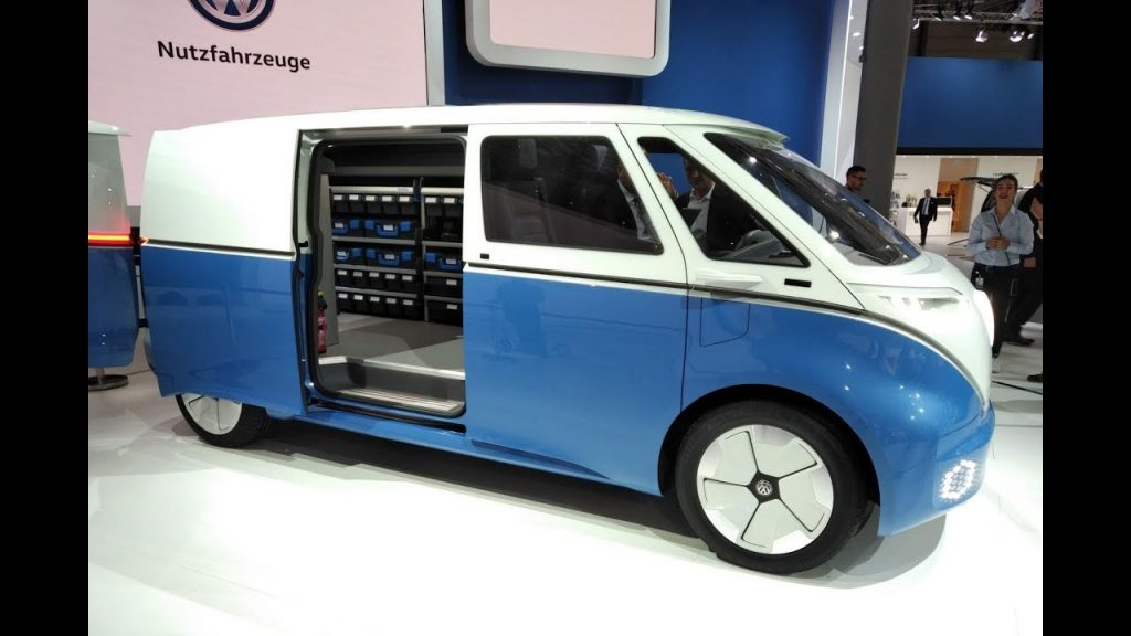 Volkswagen ID Buzz Cargo terá autonomia de até 550 km
