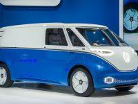 Volkswagen ID Buzz Cargo chega em 2022
