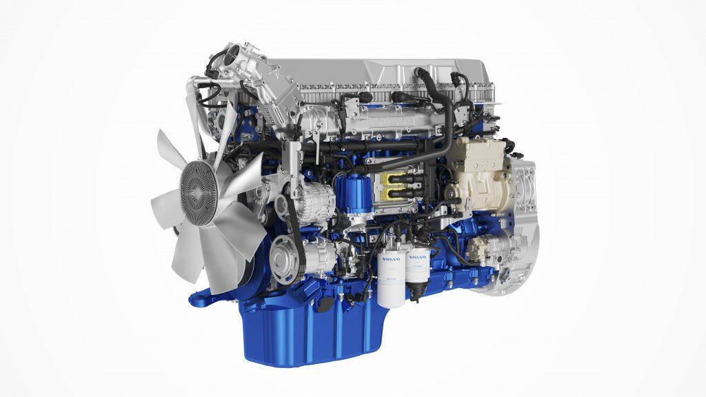 Novos motores Volvo Tricks cumprem norma Euro VI Step D