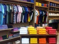 Exportações de têxteis e vestuário caem