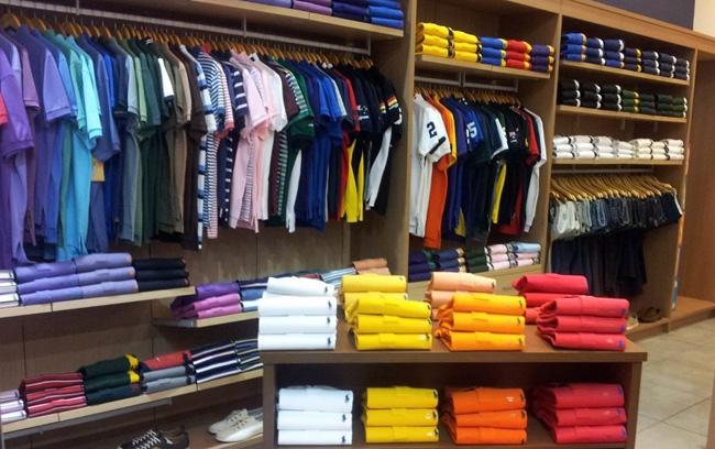 UE penalizou exportações de têxteis e vestuário