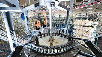 Exportações têxteis começaram bem o ano