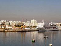 Portimão cresceu 23% nos cruzeiros
