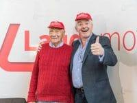 Ryanair já controla 100% da LaudaMotion