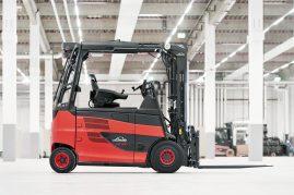 Linde estreia Roadster a pilha de combustível